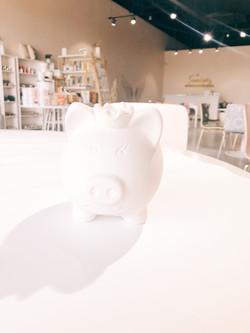 Princess Pig Bank