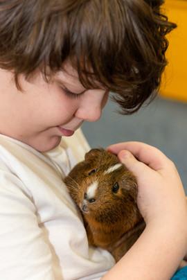 DS and guinea pig Harvey.jpg