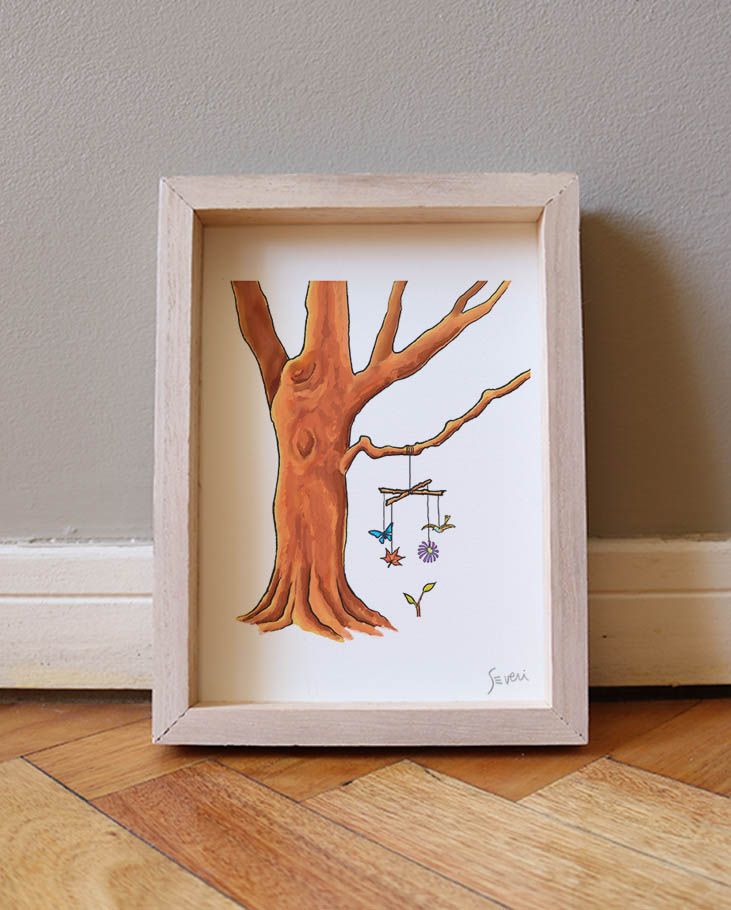 Móvil árbol_Box