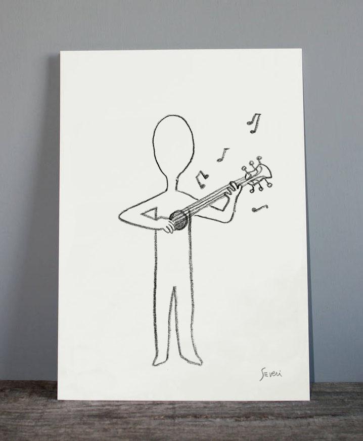 Corazón Musical_Lámina