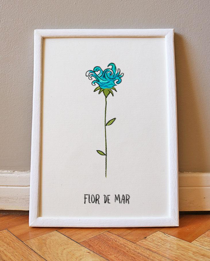 Flor de Mar_A4