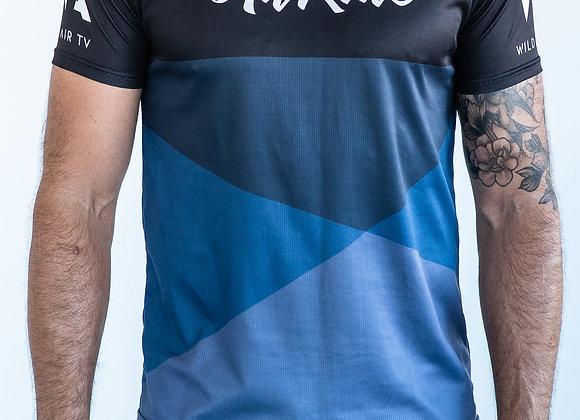 All Ride Shirt Blue