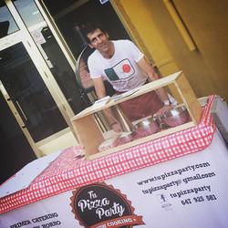 Tu Pizza Party en Granada