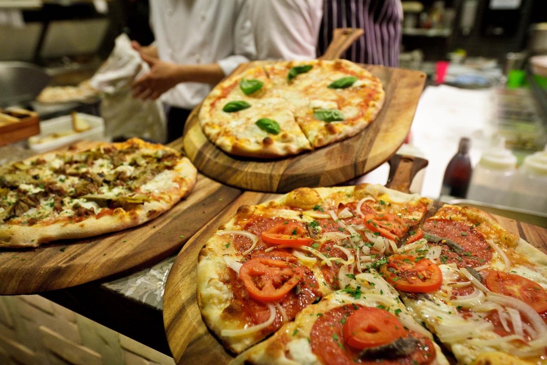 Catering de pizza en tu fiesta