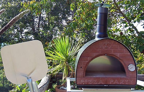 Horno de leña Pizza Party 52x50