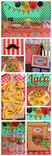 Organizar una Pizza Party para la fiesta de cumpleaños