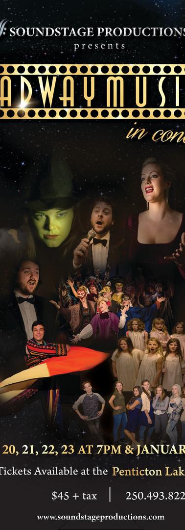 Broadway Musicals in Concert