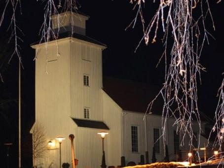 Julaftengudstjeneste fra Froland kirke