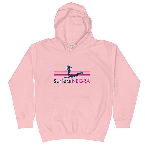 Youth SN full logo hoodie