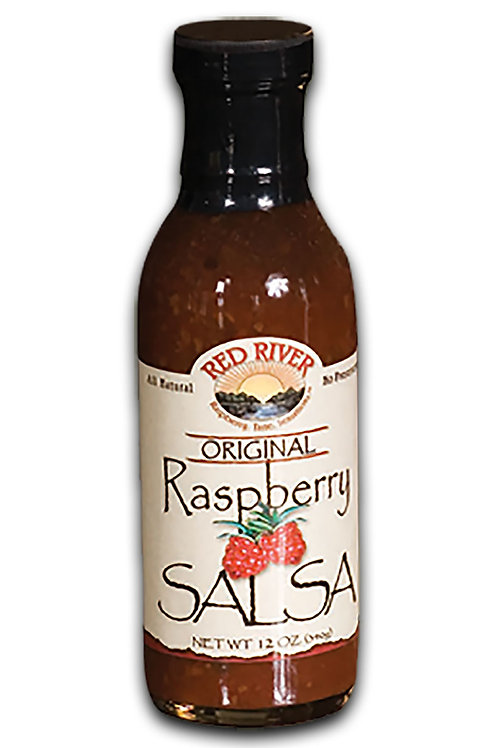 Medium Raspberry Salsa