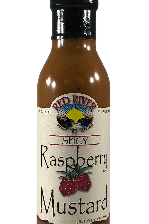 Spicy Raspberry Mustard