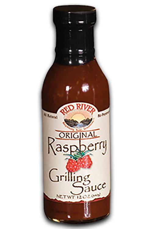 Mild Raspberry Grilling Sauce