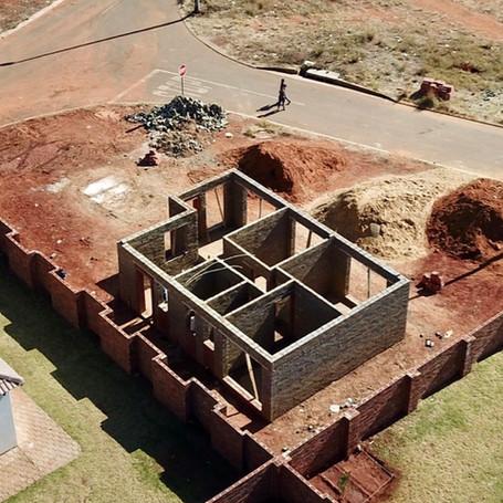 Donation of BELISA bricks to Orphanage