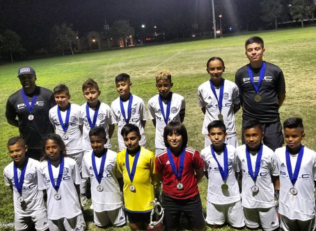 P.S.C B2005 - Strikers Cup 2017 Champions