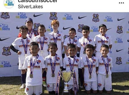 State Cup 2019 Finalist - TFA-SGV B2009