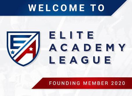 ELITE ACADEMY LEAGUE (EA LEAGUE) Founding Member