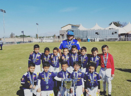 Academy Teams State Cup 2018 Champions
