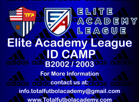 TFA Player ID Camps