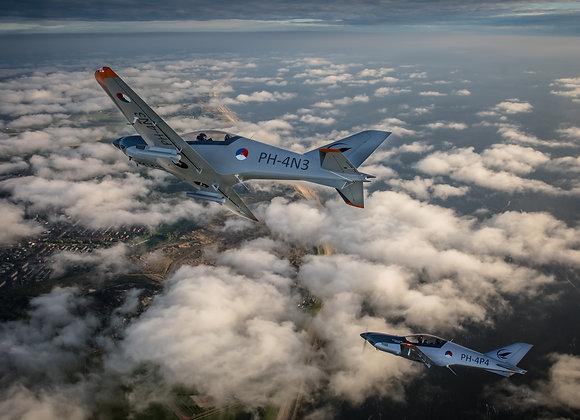 Basic Formation Flying