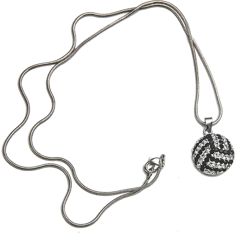 Enjoy Volleyball Necklace