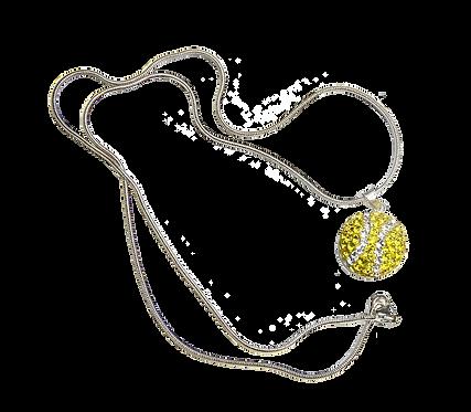 Enjoy Tennis Necklace