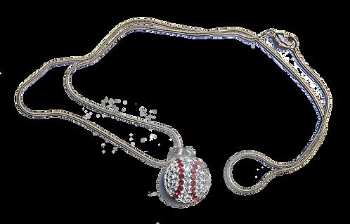 Enjoy Baseball Necklace