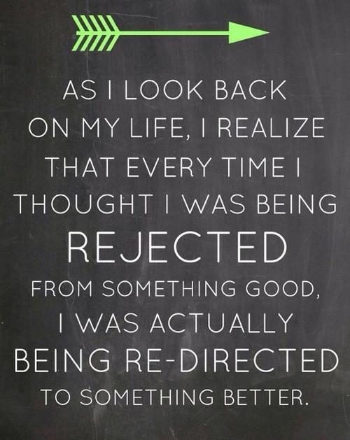 Feeling Rejected