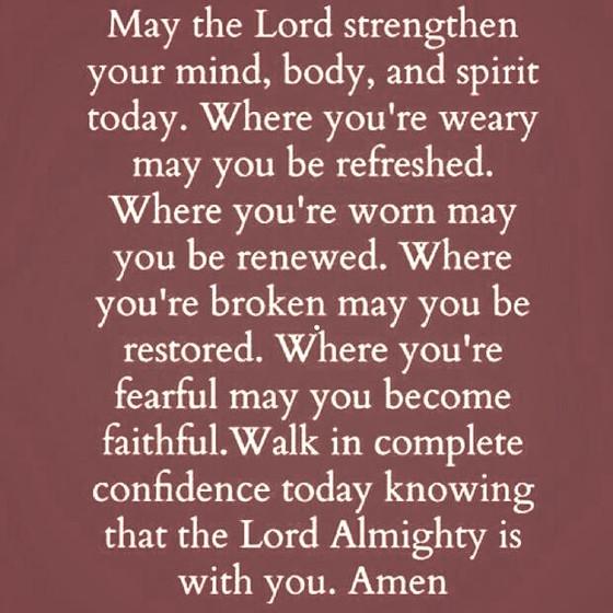 Prayer for Healing!