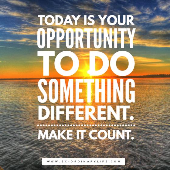 Do Something New!