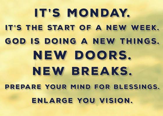 Motivational Monday!!