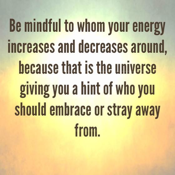 Positive Energy!!