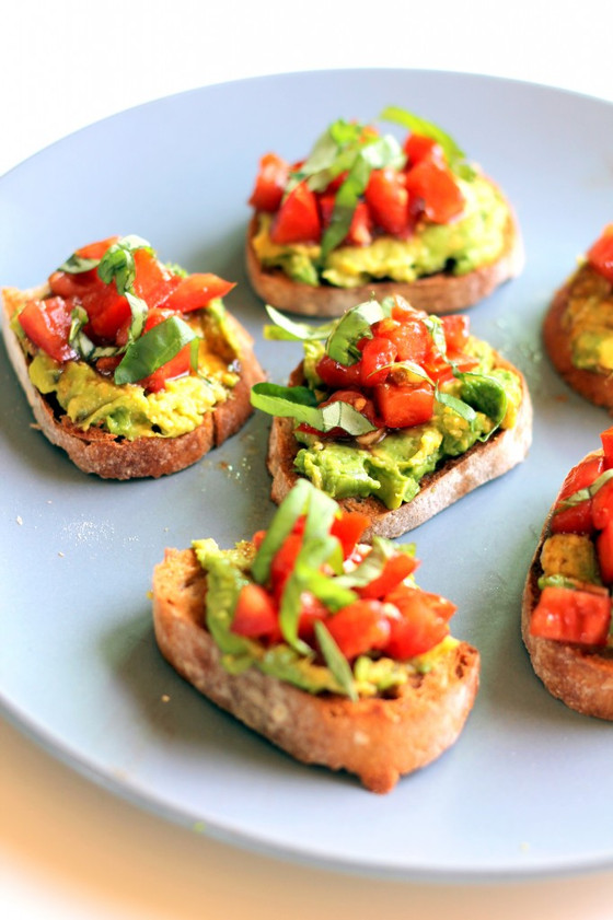 Tasty Vegan Appetizer