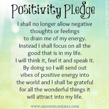 PositivityPledge