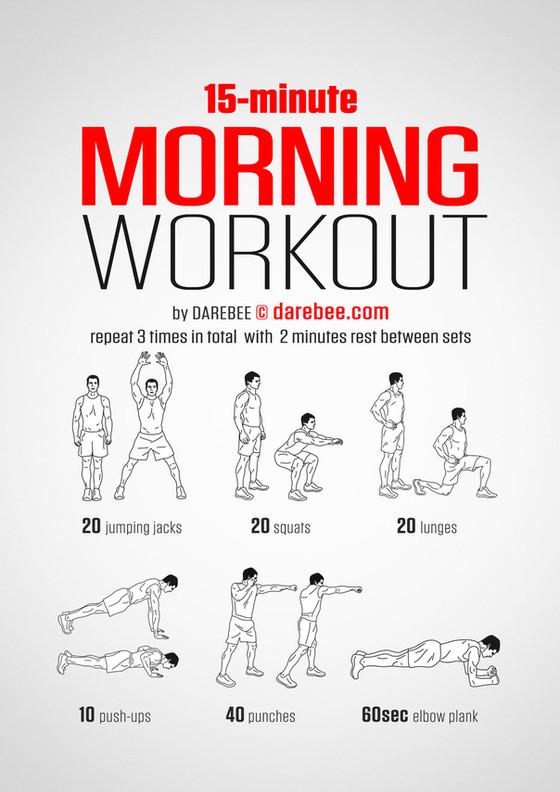 Saturday Workout