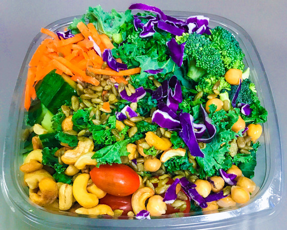 The Stay Strong Kale Salad