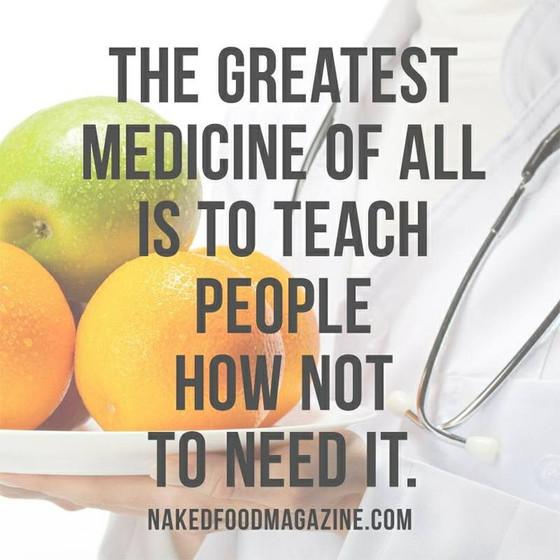 Food is Medcine