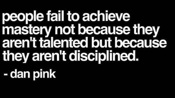 Are you Discipline?