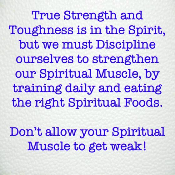 Are You Spiritually Fit?
