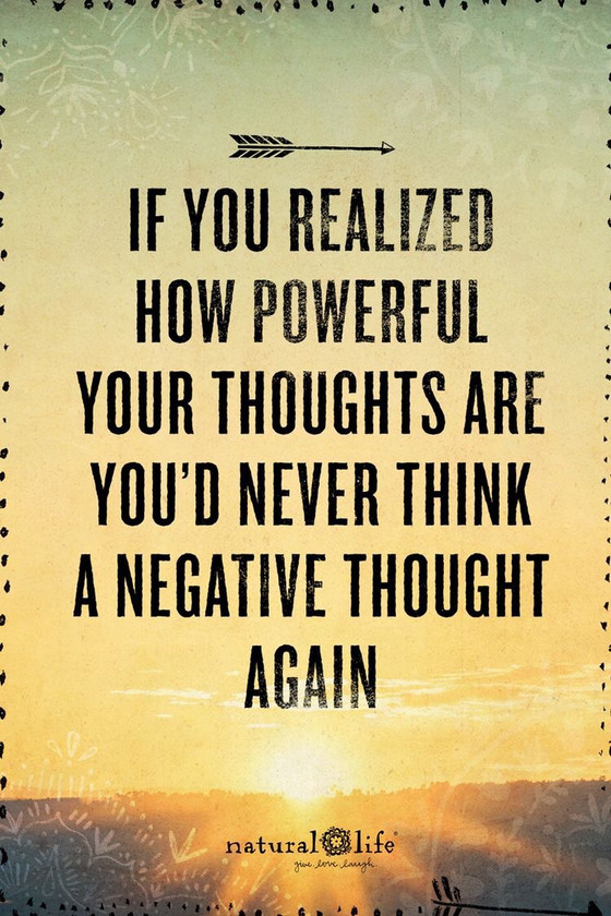 Controlling Your Thoughts
