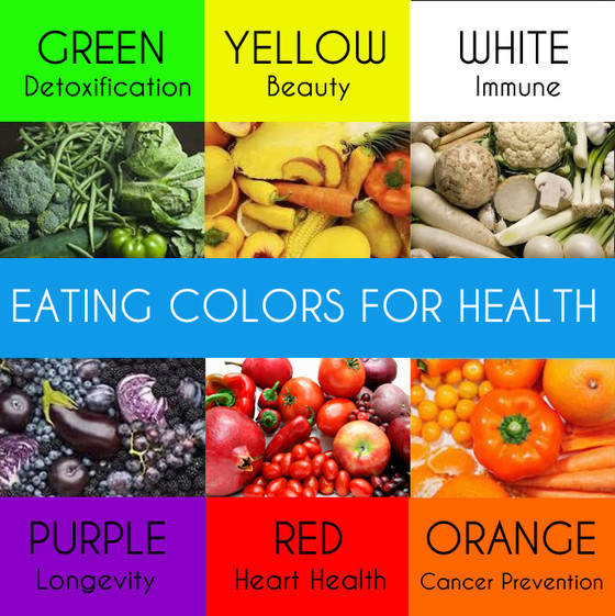 Colorful Food!!