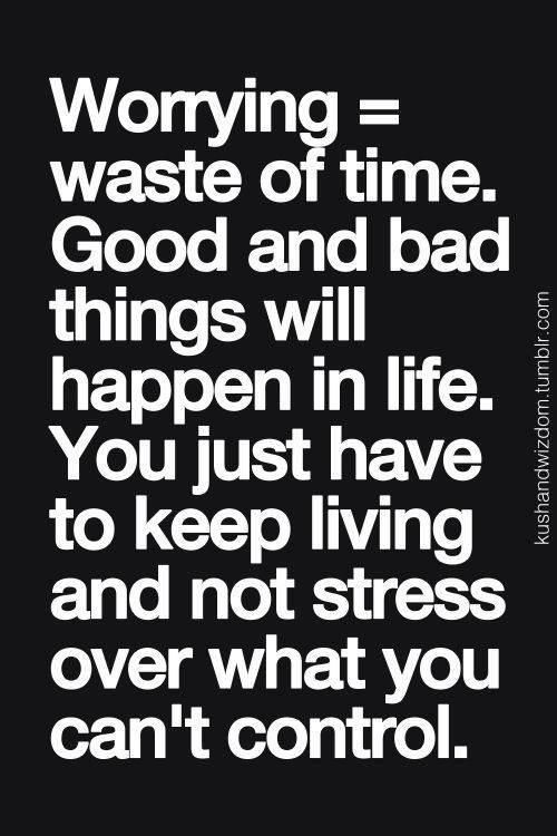 Overcome Worrying