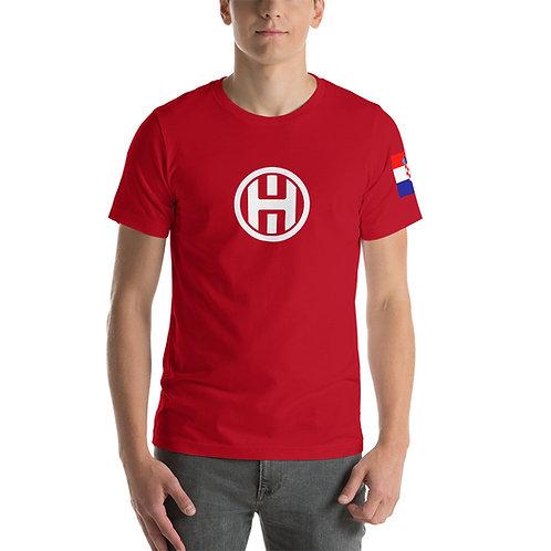 Croatia - Short-Sleeve Unisex T-Shirt