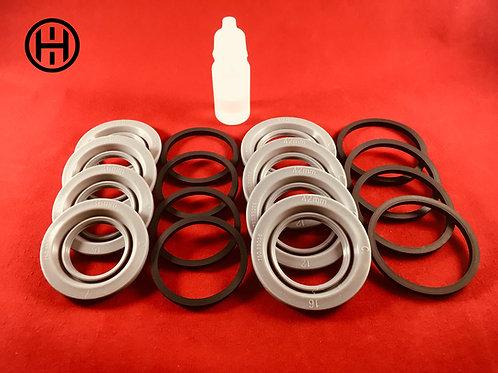 36mm/42mm Stoptech/Brembo Front Brake Caliper Rebuild Kits