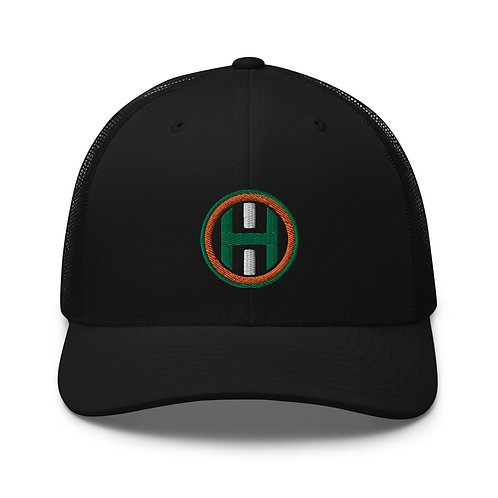 Shamrok Mesh Back Hat