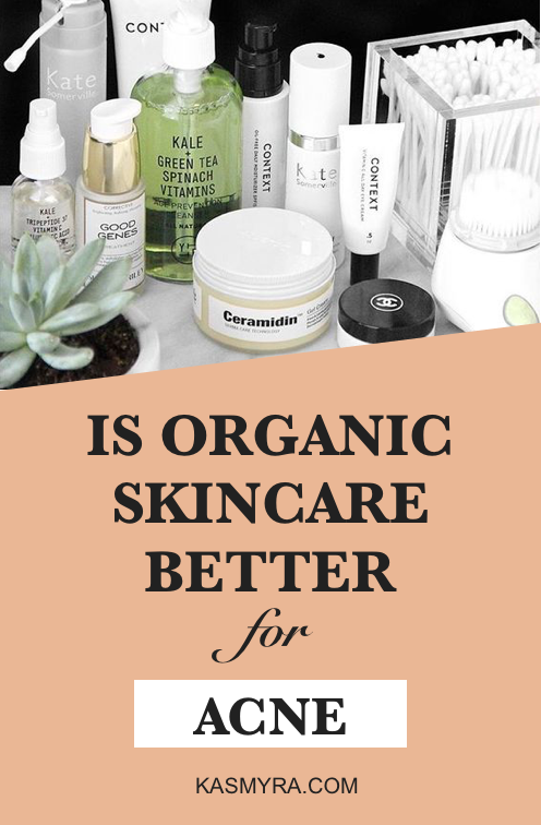 is-organic-skincare-better-for-acne