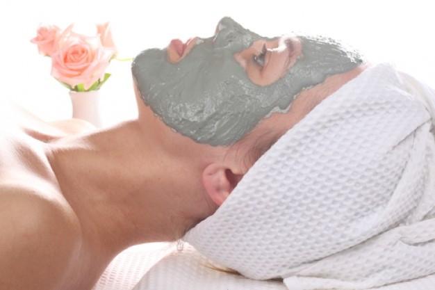 astringent face mask