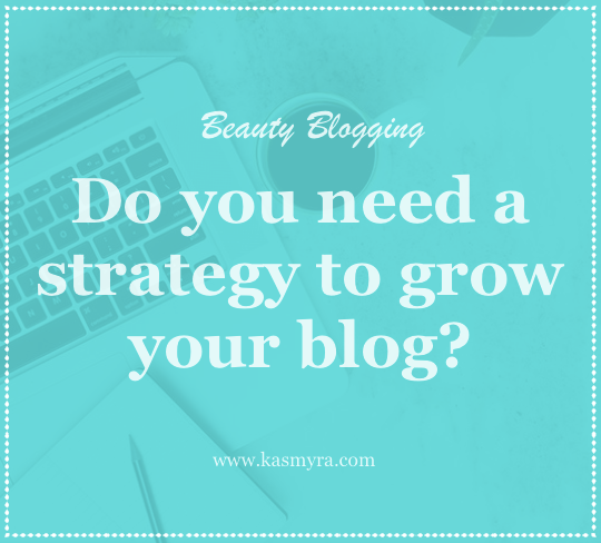 strategy to grow blog