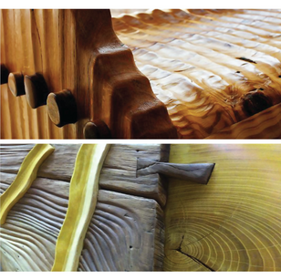 THE CLOE SHOW: Benefit featuring Todd Cloe Wood Sculpture