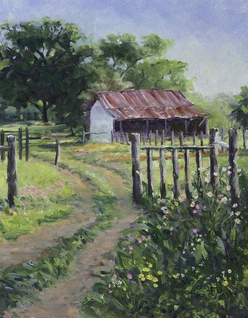 The Old Barn 9E Ranch