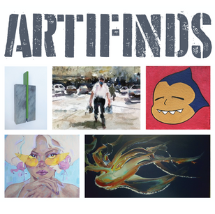 ARTIFINDS: exclusive works and artist collections